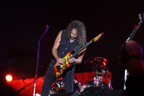 La banda ha tocado seis ocasiones en 'La Ciudad del Rock'. Fotos: Rock i...