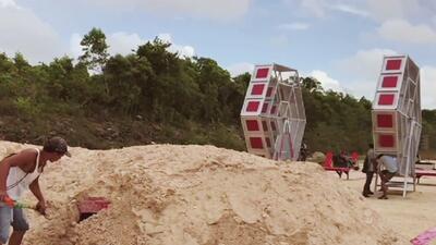 La gran pista de tierra: el reto más difícil a enfrentar en 'Reto 4 Elementos: Naturaleza Extrema'