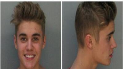 Según reportan, Bieber le dijo a la policía que había tomado, usado mari...