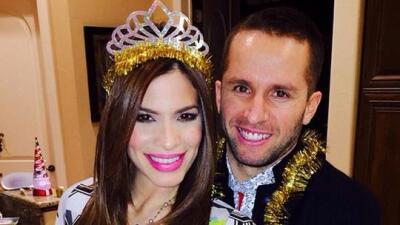 Viviana Ortiz y José Juan Barea serán padres
