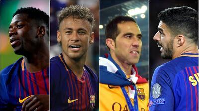 Las multimillonarias inversiones del Barcelona para ganar una sola Champions en siete años