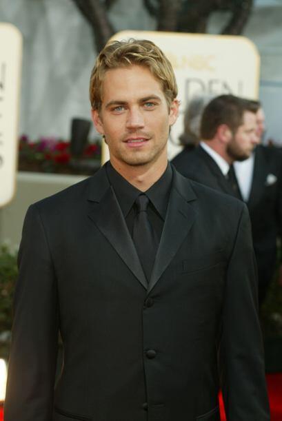 Paul asistió en enero de 2003 a la entrega de los Golden Globes.