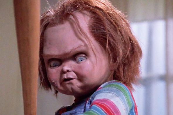 Con los años, Chucky se ha convertido en un muñeco de cult...