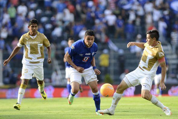 Sin embargo, hay equipos como Pumas y Cruz Azul que literalmente se jueg...