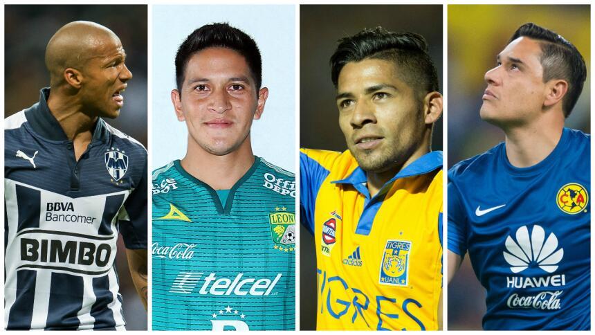 El 11 ideal de la Jornada 2 del Univision Deportes Fantasy