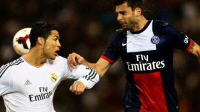 Un tempranero gol de Jesé permitió a Cristiano Ronaldo y a los madridist...