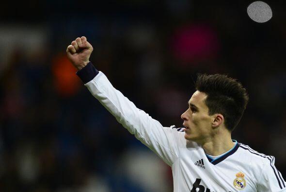 3-0 definitivo en favor del Real Madrid, que acaba por ganar al Alcoyano...