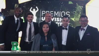 """Premio por """"Amor al Deporte"""""""