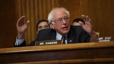 La seguridad de los niños es más importante que los intereses y recursos de la NRA: Bernie Sanders