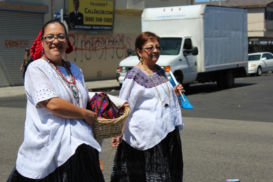 Miles de personas celebraron la independencia centroamericana con un des...
