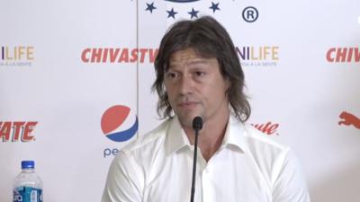 En fotos: los rostros de Matías Almeyda en el día que le dijo adiós a Chivas