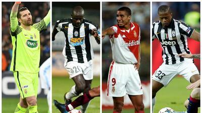 Mónaco-Juventus, una relación de larga data y varios cracks