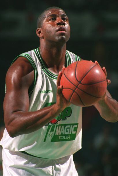 En 1996, tras cuatro año y medio de ausencia volvió a jugar con Los Ánge...