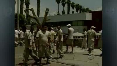 El narco controla calles y cárceles de Monterrey