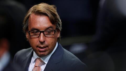 Emilio Azcárraga Jean steps down as CEO of Televisa. Oct 26, 2017