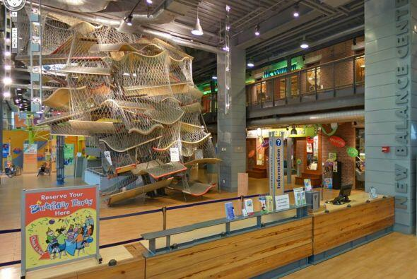 MUSEO DE LOS NI'OS DE BOSTON - Ubicado en Muelle de los niños de la ciud...