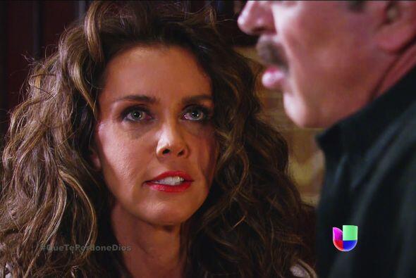 Decidió que luego de ser amenazada por Renata, el que tenía que irse de...