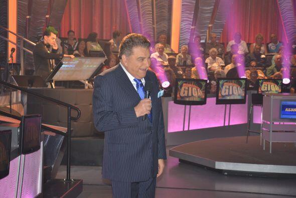 Don Francisco recogió el sentir de la audiencia que le dio la razón al e...