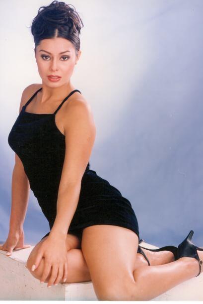 """En 1998 compartió créditos con Adela Noriega en """"El Privilegio De Amar""""..."""