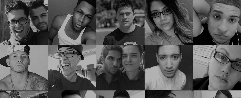 Algunas de las víctimas que fallecieron en la masacre en Orlando.