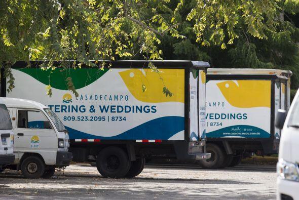Todos los detalles han sido cuidados, Marc quiere una boda perfecta para...