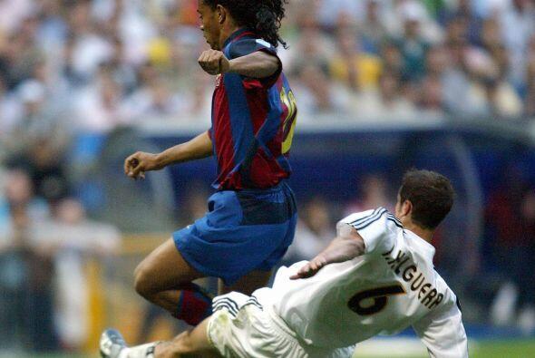 A partir de ese partido las relaciones entre Real Madrid y Barcelona nun...