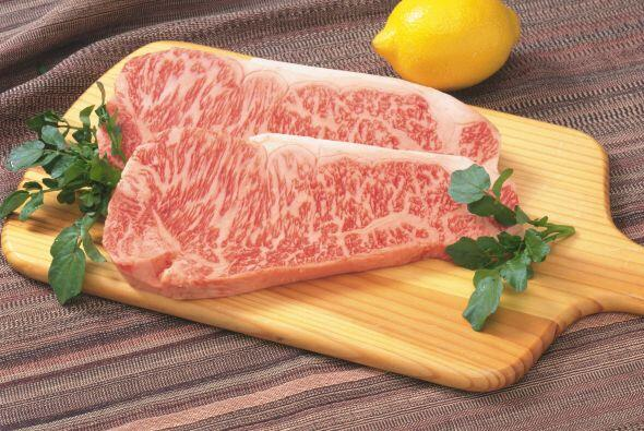 """Carne más blanda. Las fibras de la carne se """"rompen"""" suavemente con el j..."""