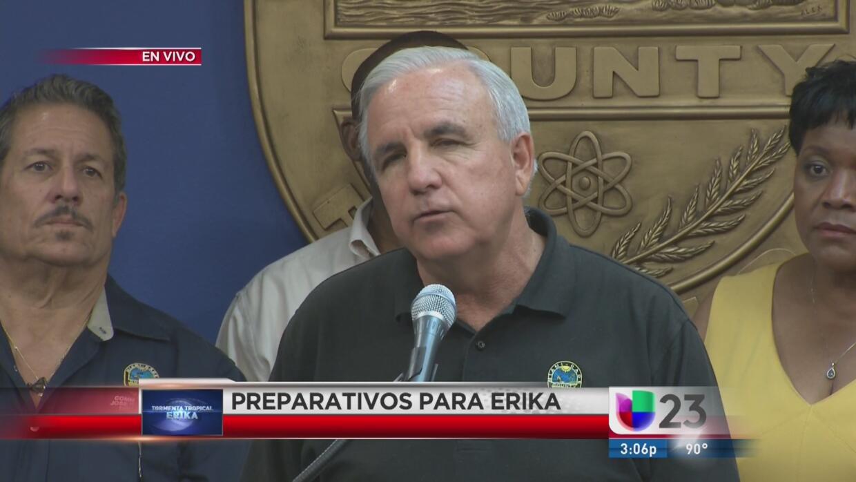 Carlos Giménez, alcalde de Miami Dade.