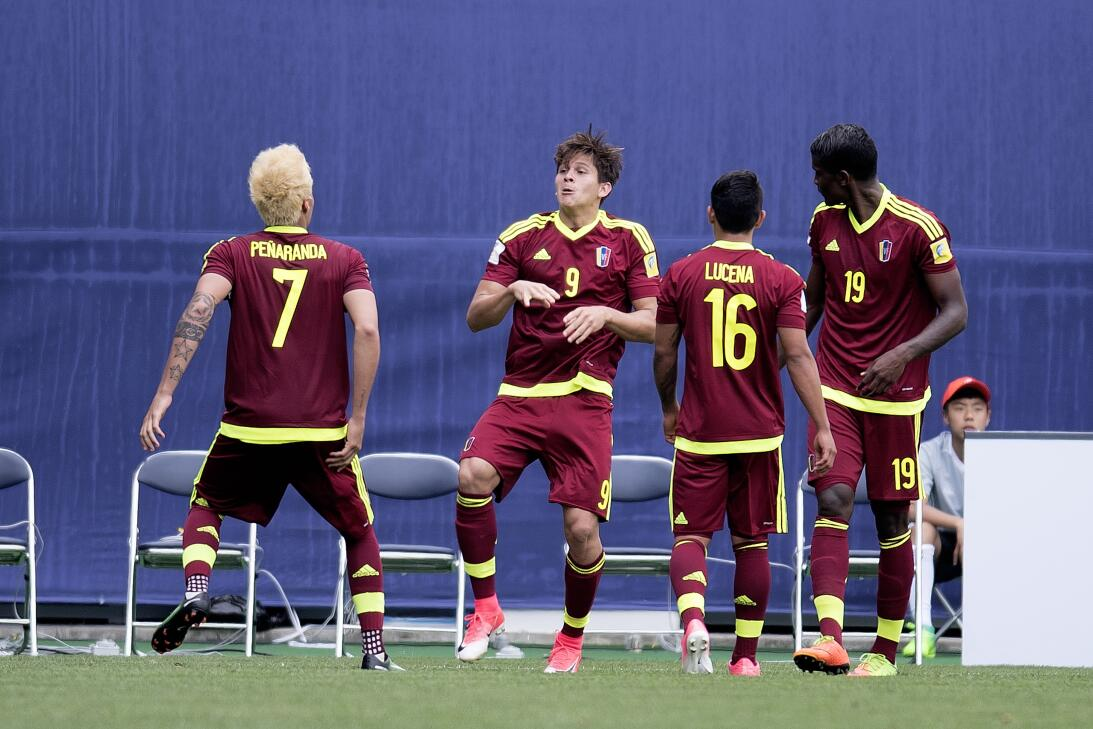 Venezuela derrotó a Alemania y pone caliente el grupo de México en el Mu...