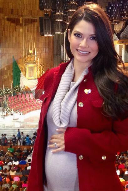 Este 12 de diciembre fue muy especial para Ana pues acudió a la Basílica...