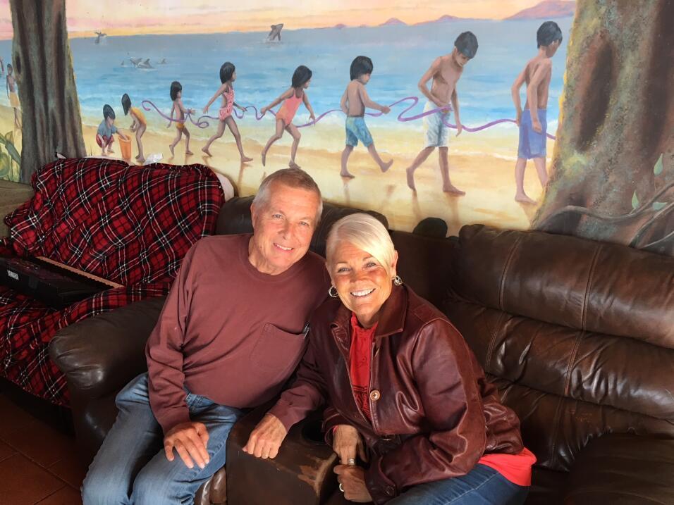 Connie y Tyler Youngkin llevaron hace nueve años 'La Promesa' a u...