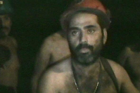 Treinta y tres trabajadores chilenos sobevivieron 70 días a unos...