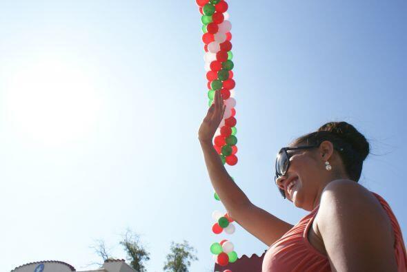 Desfile, música y diversión fue como San Antonio celebro el 16 de septie...