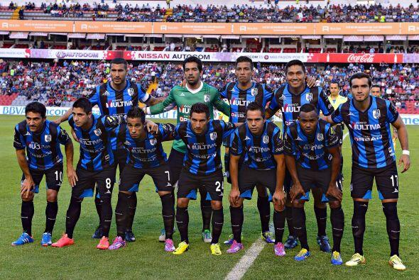 1.- Querétaro, una semana histórica para la institución, tal vez nunca s...