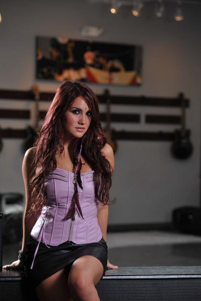 """La cantante -quien ahora presenta su primer disco como solista """"Ext..."""
