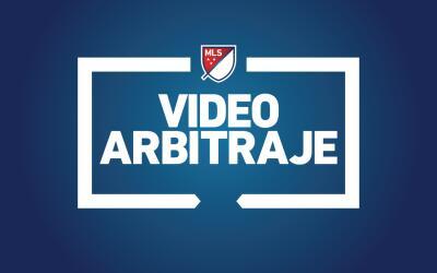 El videoarbitraje en la MLS se implementará a partir del 5 de agosto