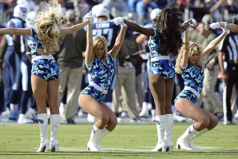 Checa las hermosas cheerleaders que llenaron de alegría la Semana...
