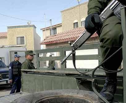 Ciudad sin leyLa violencia y el crimen en Ciudad Juárez ha sobrepasado c...