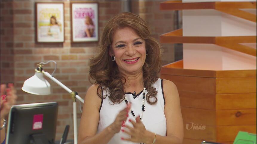 Claudia Suárez es otra de las articulistas de la casa.