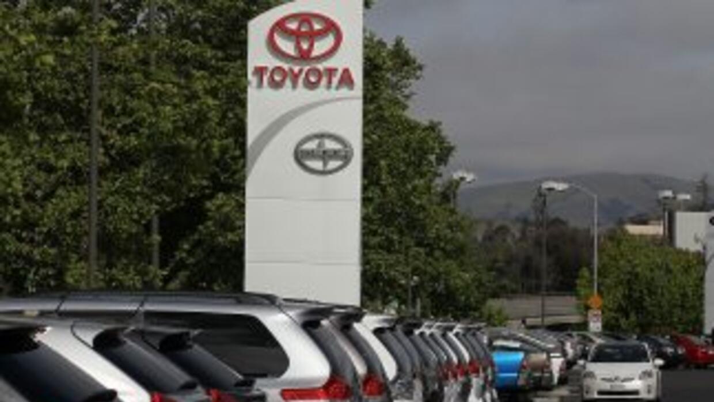 Toyota podría perder 35% en sus ganancias como consecuencia del terremot...