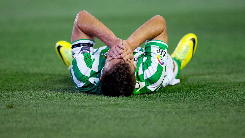 El Betis no pudo con el Sporting de Gijón