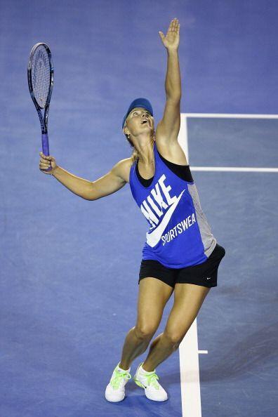 Este 2012 espera consagrarse otra vez en un Grand Slam y coronarse ante...