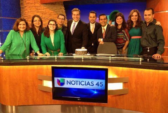 Aquí no solo celebramos a San Patricio vestidos de verde, sino también e...