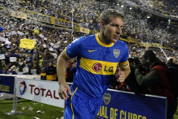 Otro que se nos fue es el eterno goleador argentino Martín Palerm...