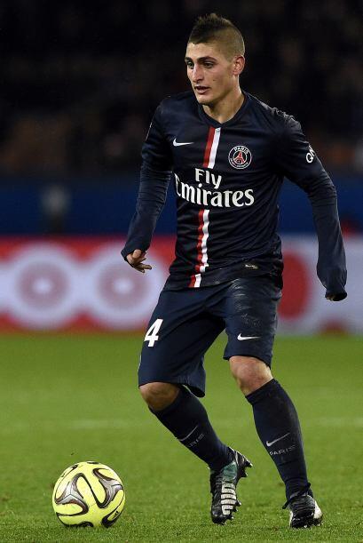Marco Verratti es uno de los futbolistas que más le gusta a la afición d...