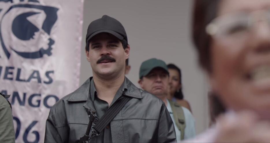 Elba Coronado en El Chapo