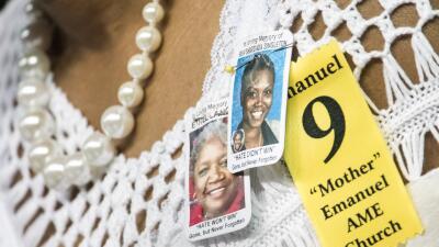 En fotos: A un año de la tragedia de la Iglesia de Charleston