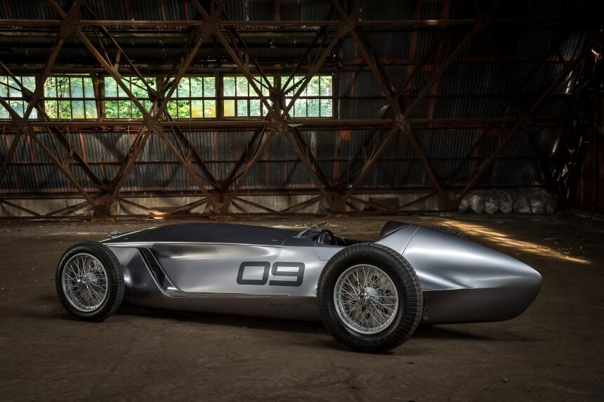El Infiniti Prototype 9 combina diseño cubano con tecnología japonesa y...
