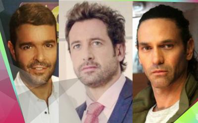 Pablo Montero, Gabriel Soto, Valentino Lanús