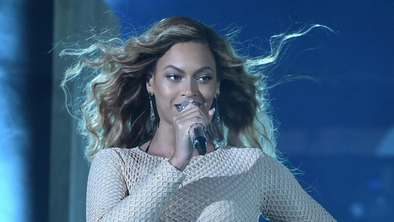 Beyoncé en el Global Citizen Festival